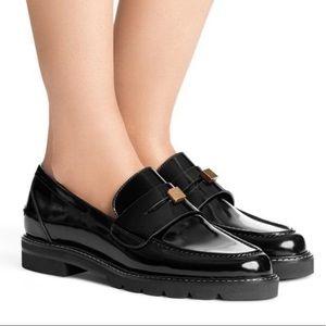 Stuart Weitzman Penley penny loafers 9.5
